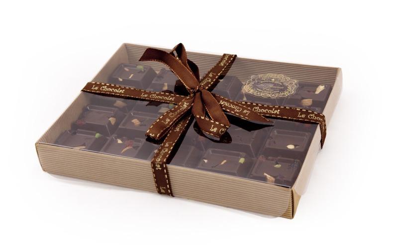 Килограммовый горький шоколад для настоящих мужчин
