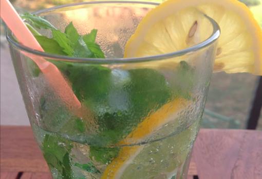 Рецепт турецкого лимонада от жажды