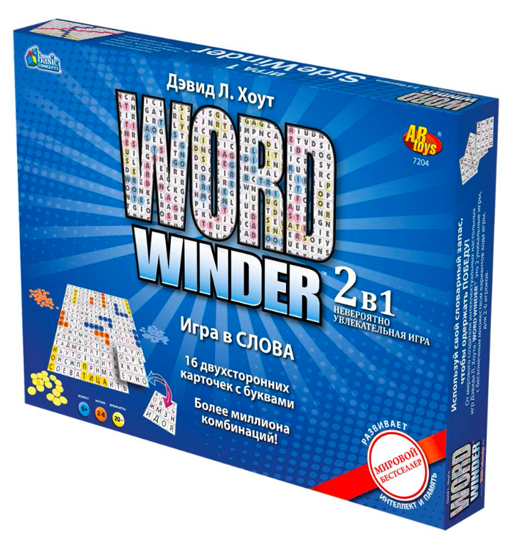 Word winder игра