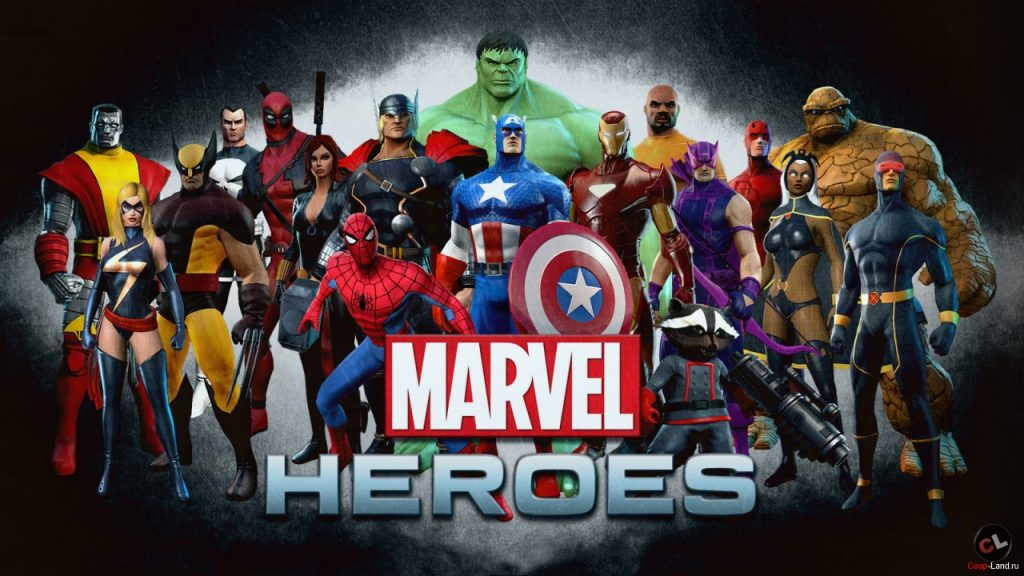 скачать супергерои игру через торрент - фото 5