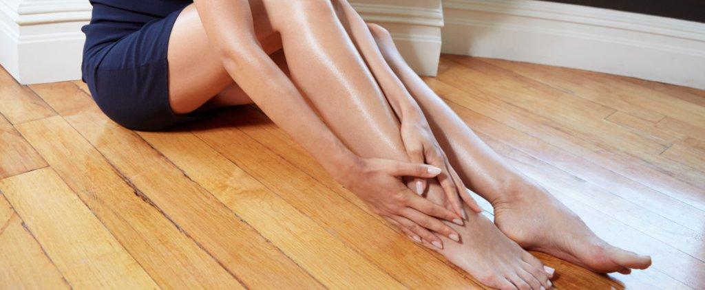 Как пятки сделать мягкими и гладкими в домашних условиях быстро и