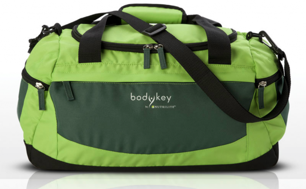 спортивная сумка amway