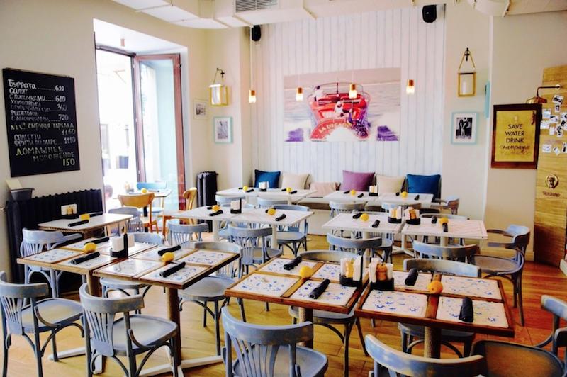 Ресторан Bottega 21 (Ventuno)