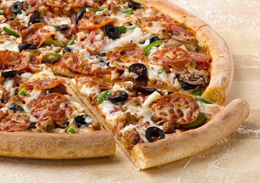 Сеть пиццерий «Папа Джонс» отмечает 15-летний юбилей