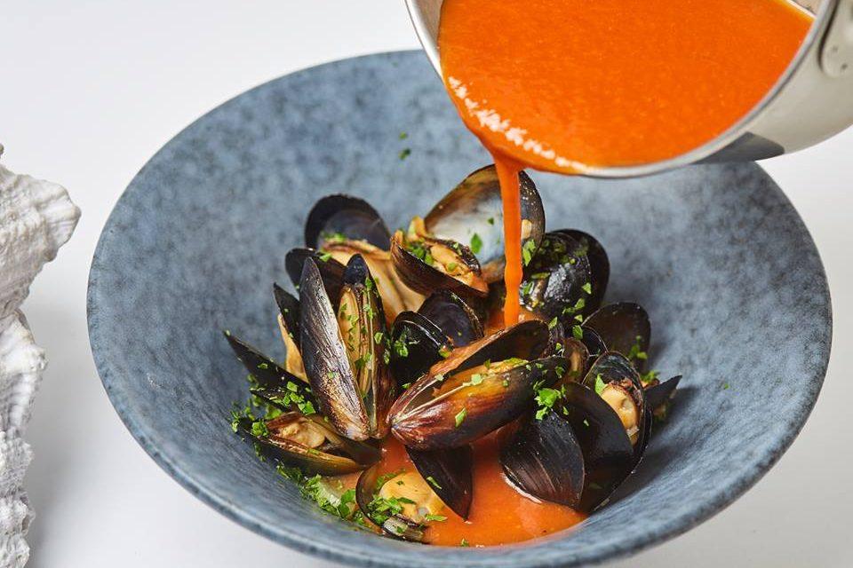 «Не путай берега» – human friendly ресторан морепродуктов в формате фудкорта