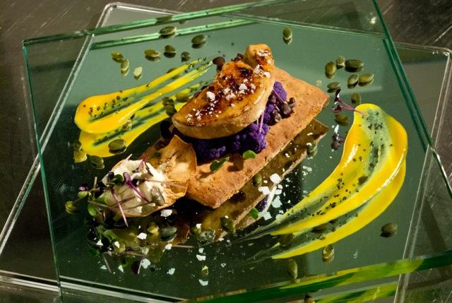 """Гастроли шеф-повара Алессио Мекоцци в ресторане """"Рыбка"""""""