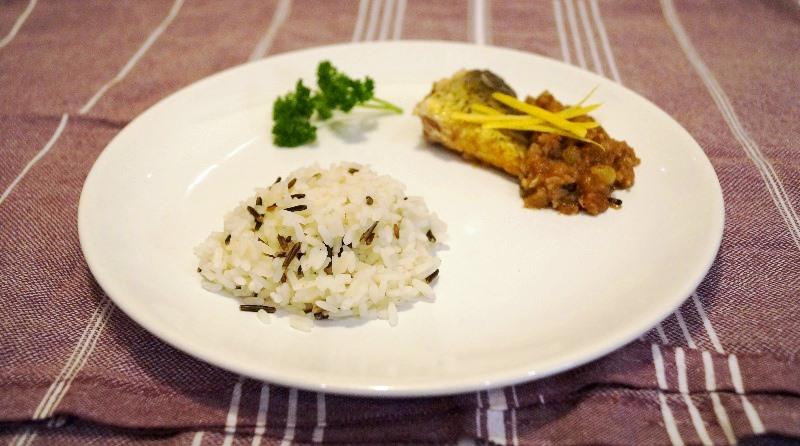 Рецепт еврейской кухни - карп по-мароккански
