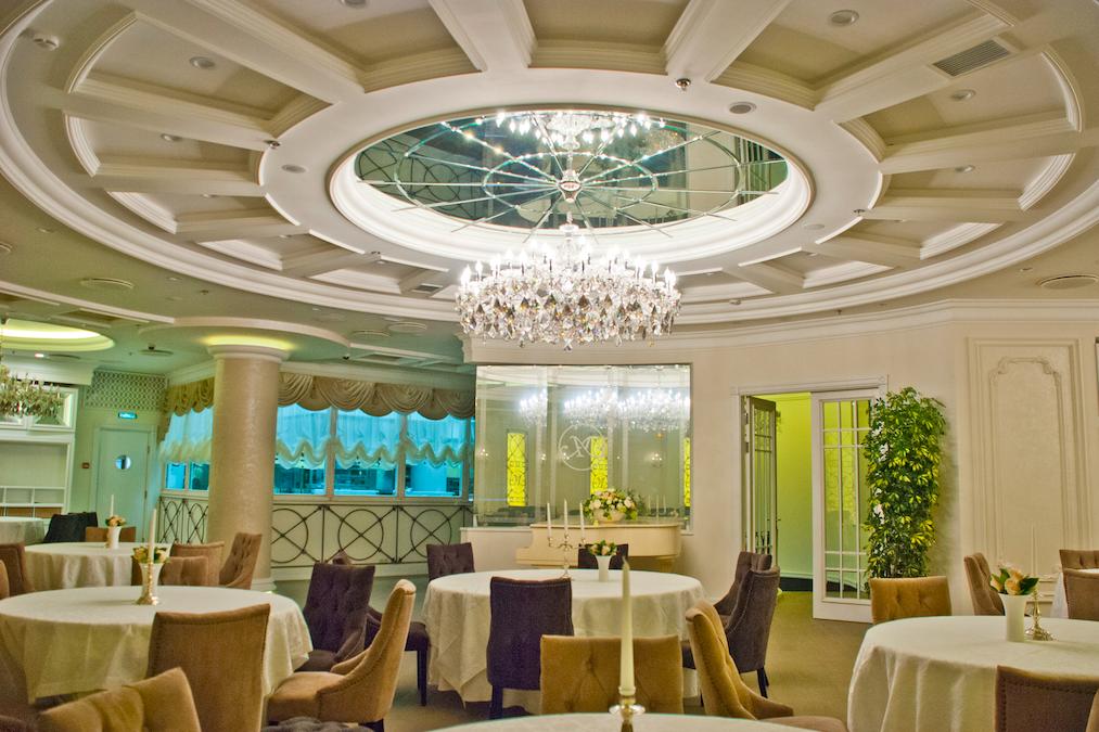 Открытие апреля - ресторан AMARSI