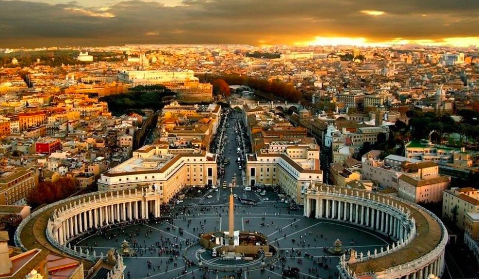 """Празднование основания Рима в ресторане """"Паста и Баста"""""""
