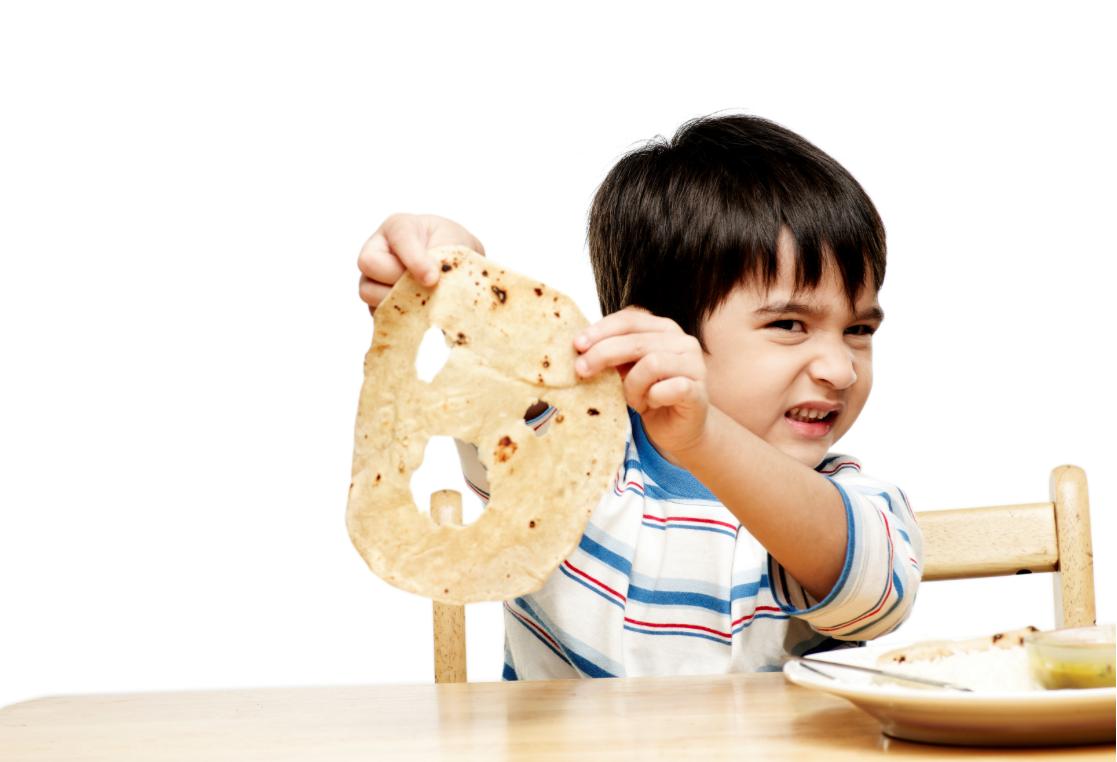 Как приучить ребенка к здоровой пище?