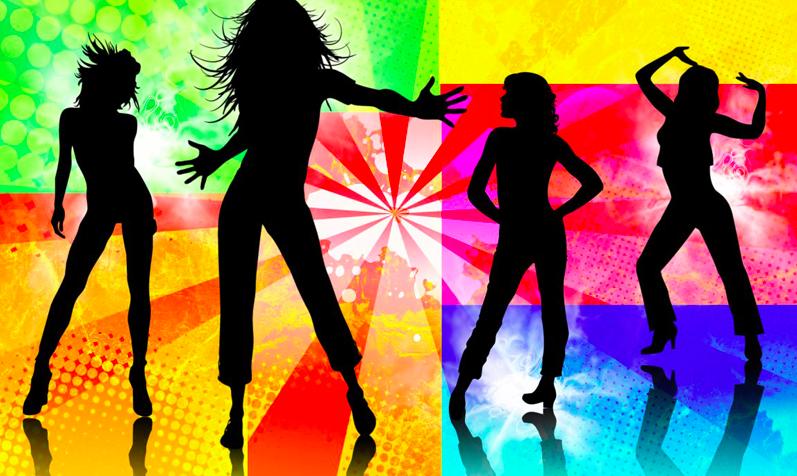 Танцевальный фестиваль в центре Москвы