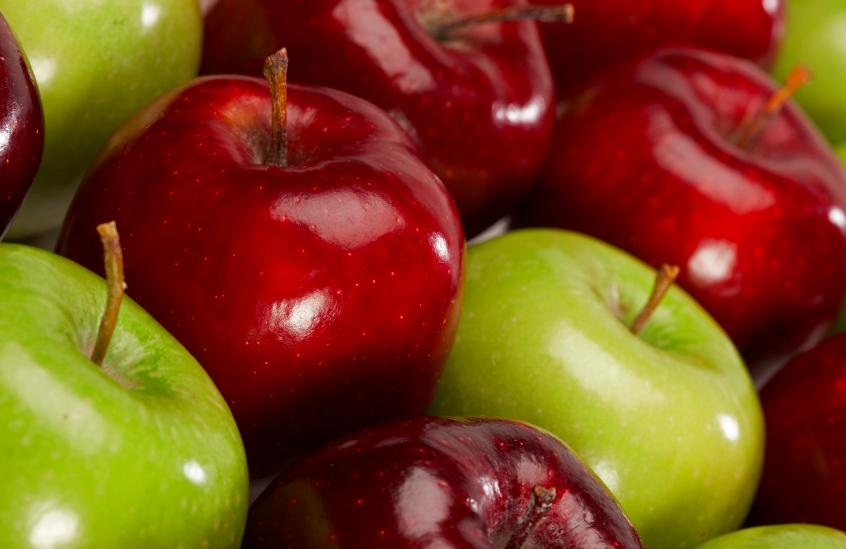 Яблоки опасны для здоровья