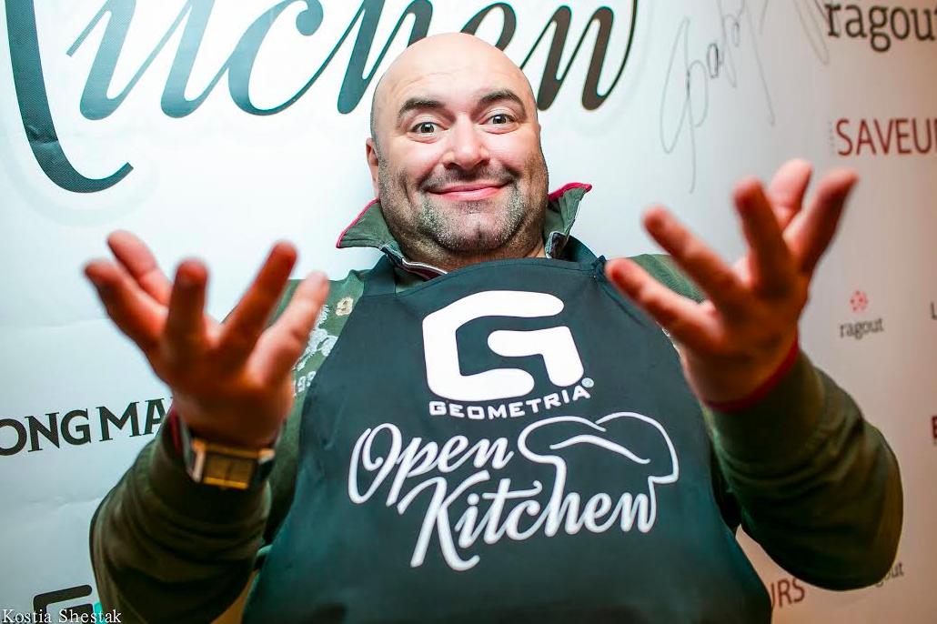Open Kitchen проведет чемпионат по «кулинарному карате» на 10-летие «Тануки»!