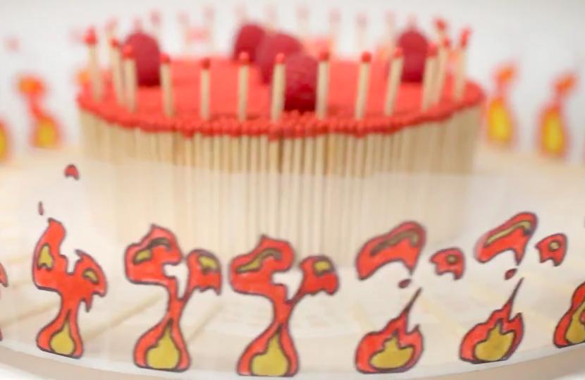 Уникальные анимированные торты от Александра Дюбоша