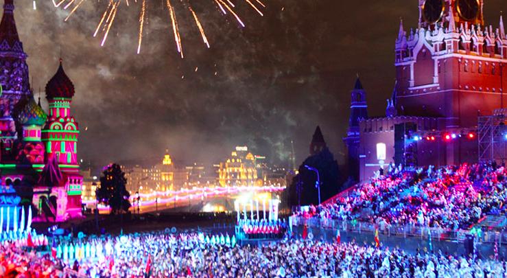 Фестиваль «Спасская башня 2014»