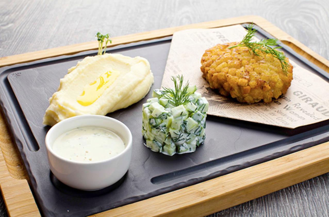 Конструктор вкуса в Gastronomica-Fish