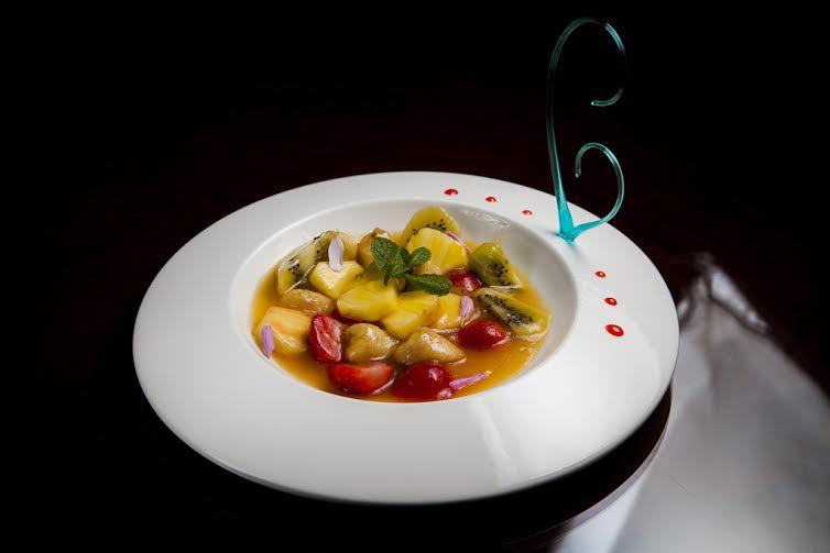 Рецепт вкуснейшего фруктового десерта из ресторана Soluxe club