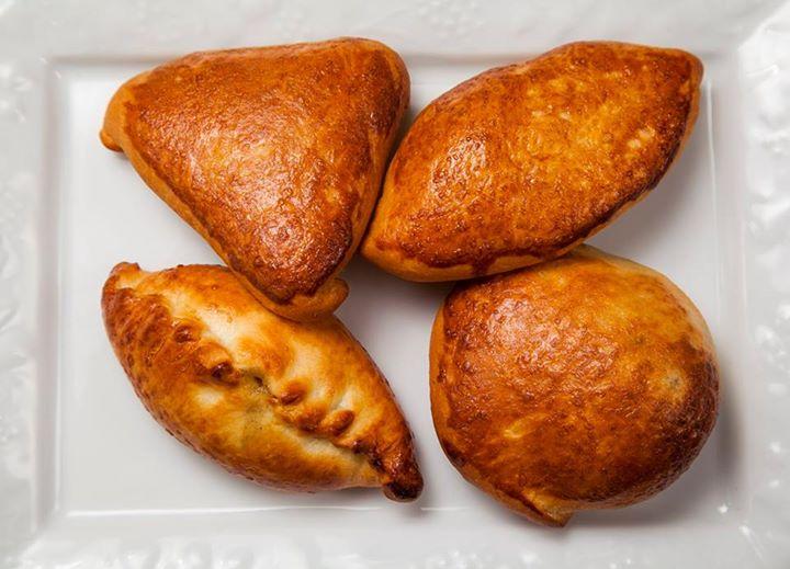 Рецепт пирожков из ресторана Дед Пихто