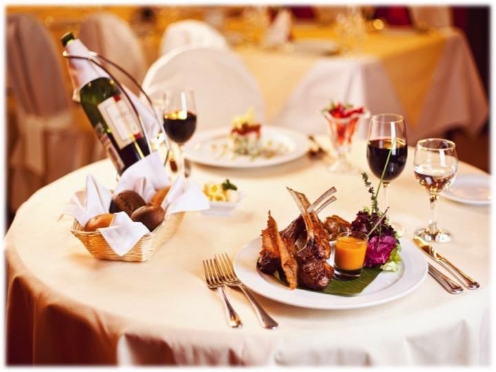 Ресторан в гостинице «Отель на Казачьем»