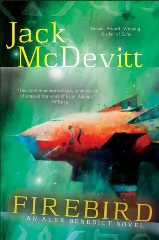 Анонс – книга Джека Макдевита «Жар-птица» (июль, 2015)