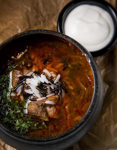 "Рецепт супа харчо из ресторана ""Дед Пихто"""