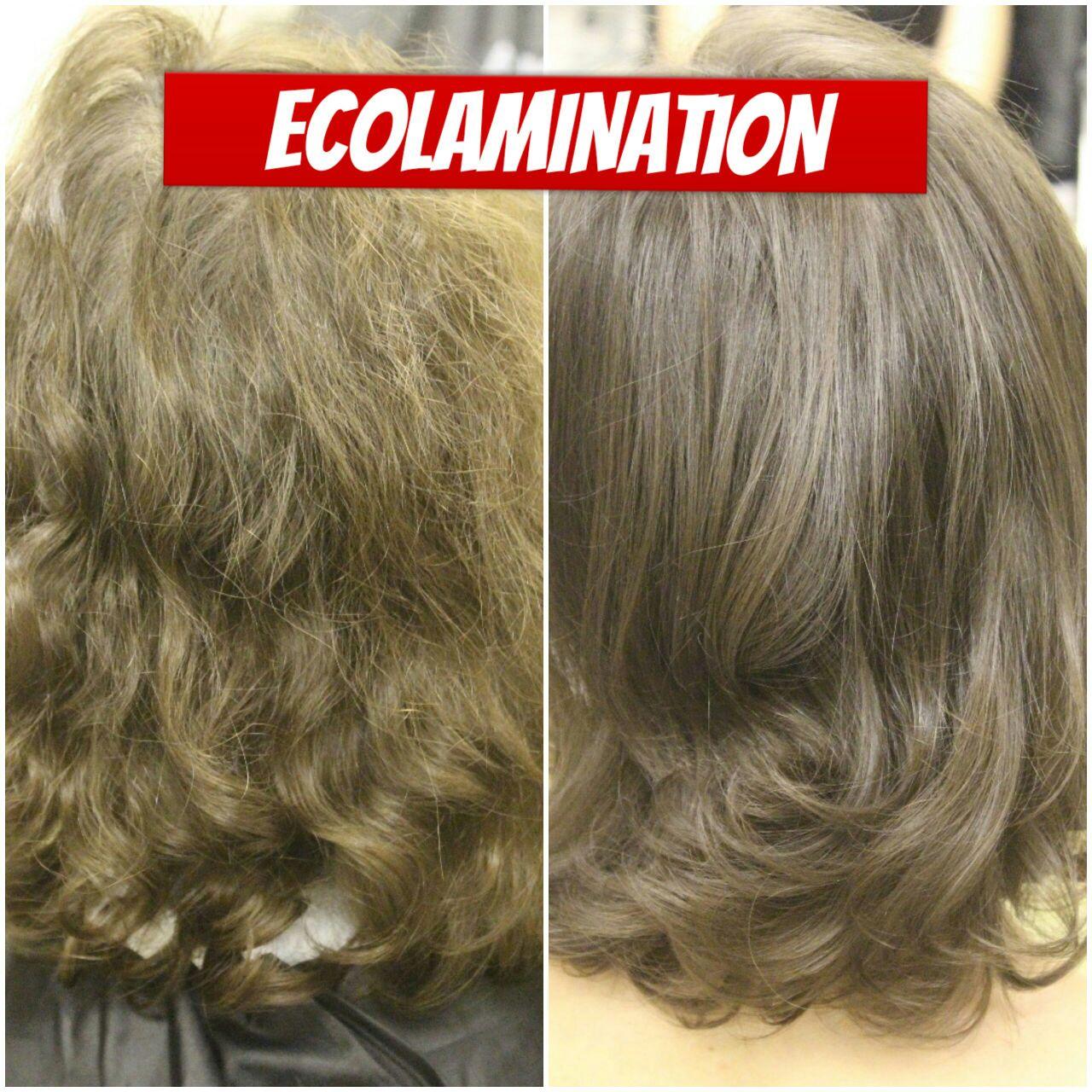 Личное мнение: процедура Ecolamination от Egomania Professional
