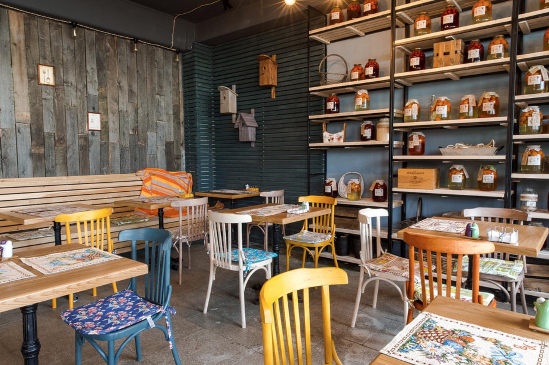Личный опыт: кафе «Федя, дичь!»