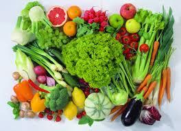 Сезонные продукты - июль
