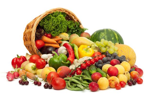 Сезонные продукты — август