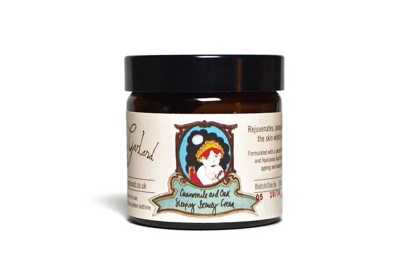 Крем «Спящая красавица» с экстрактом ромашки и коры дуба Andrea Garland