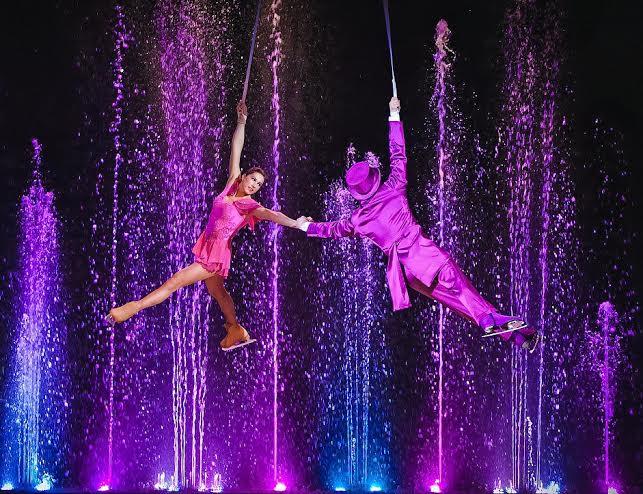Цирк, где рождается «Мечта»
