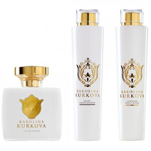 Набор парфюмированной воды от Каролины Курковой