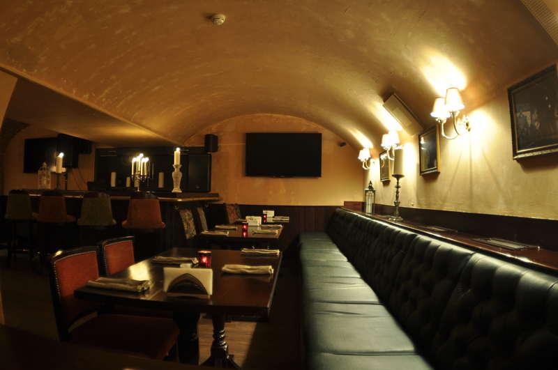 Lady's night и мафия в Punch & Judy pub