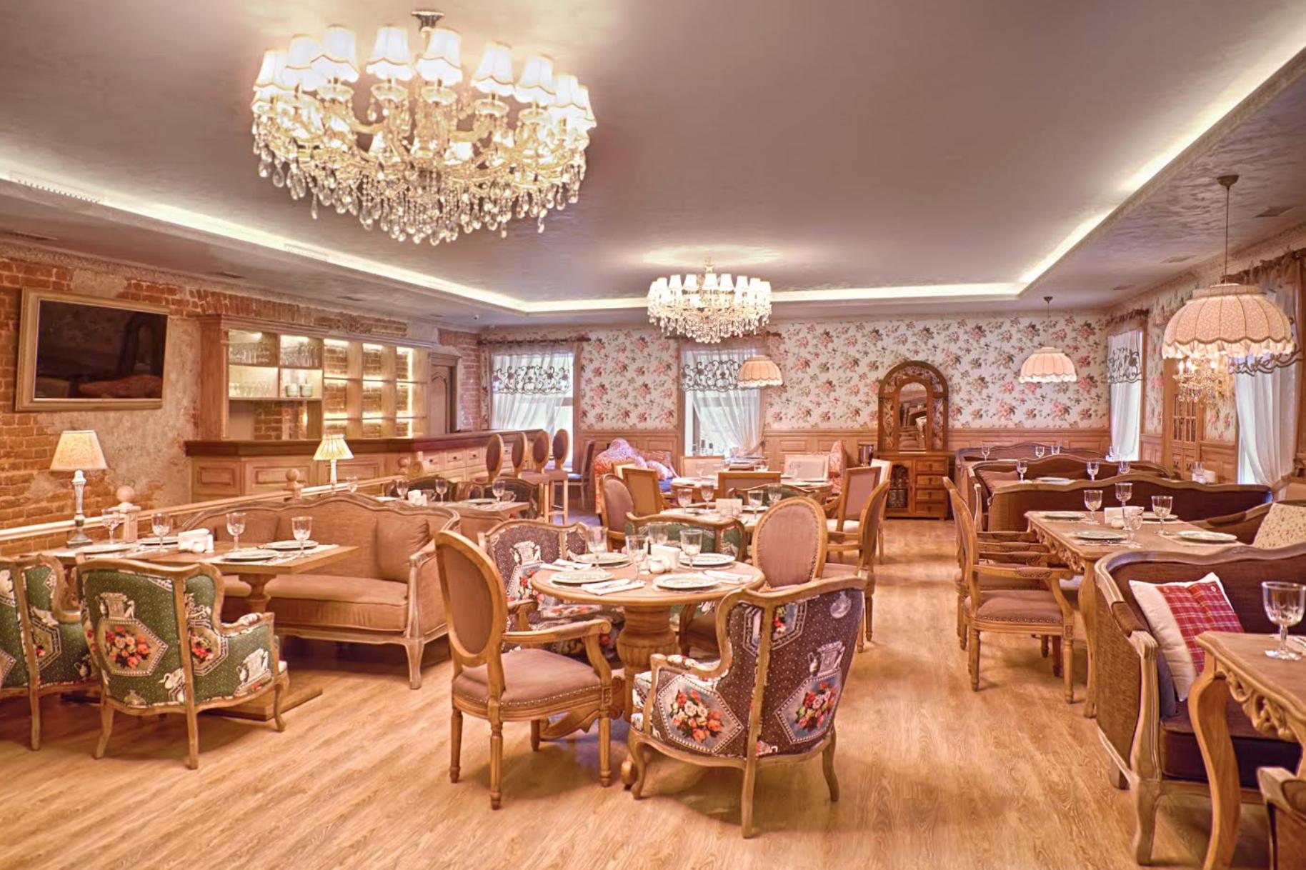 Новый ресторан грузинской кухни «Оджахури»