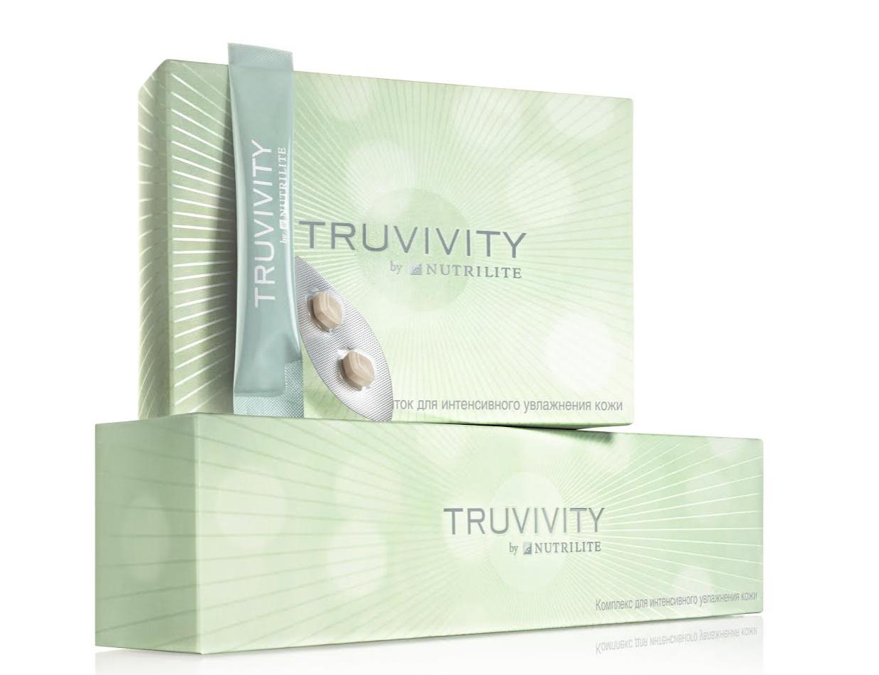 Система увлажнения кожи TRUVIVITY™ от NUTRILITE™