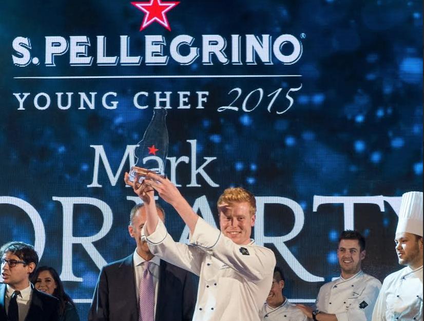 Конкурс молодых поваров от S. PELLEGRINO в 2016 году
