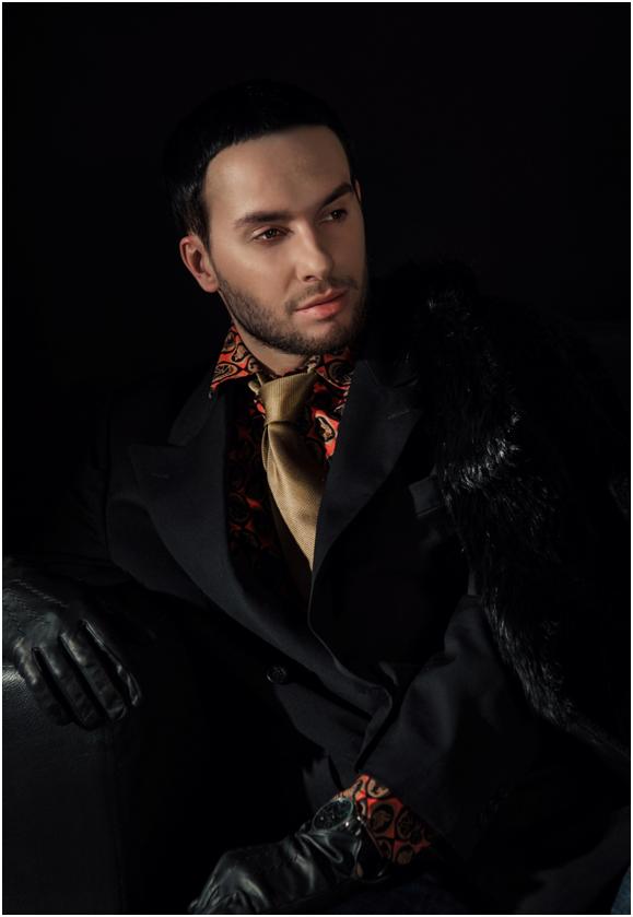 Аполлон Байгакофф: «Как стать дизайнером одежды»