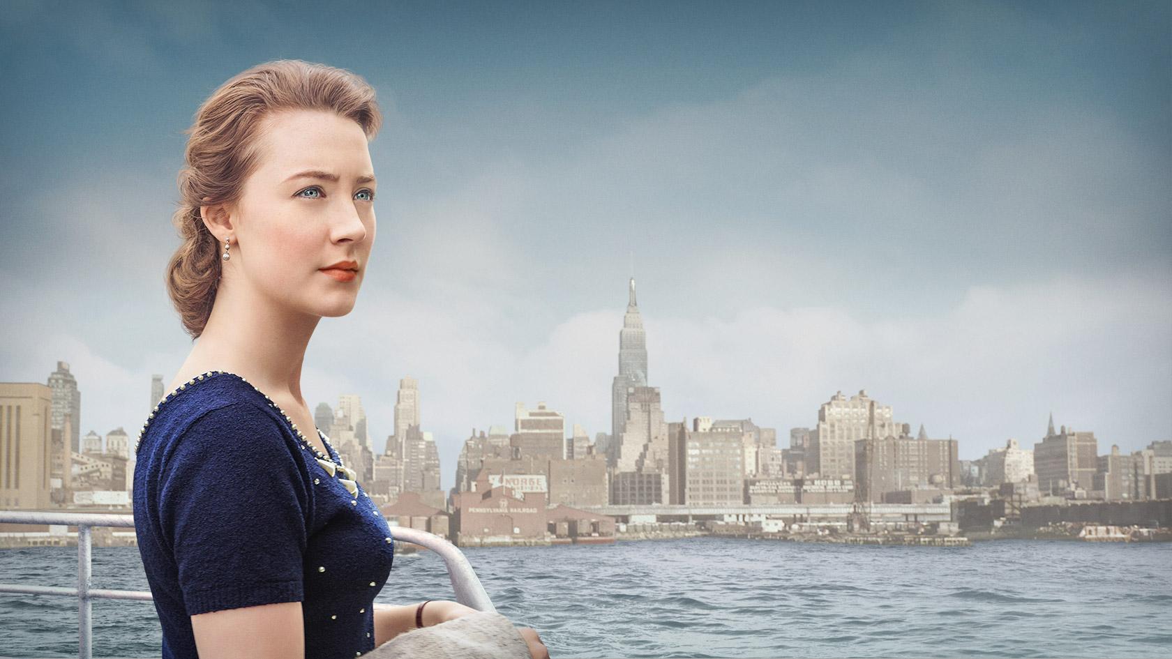 Рецензия на фильм «Бруклин» (2015)