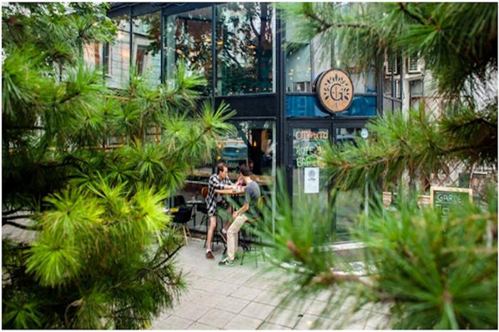 Garden: Beer and Coffee