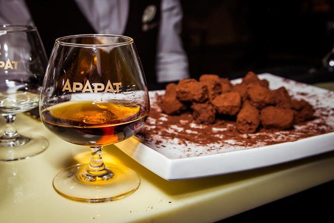 Пятый Московский Салон шоколада прошел в Москве