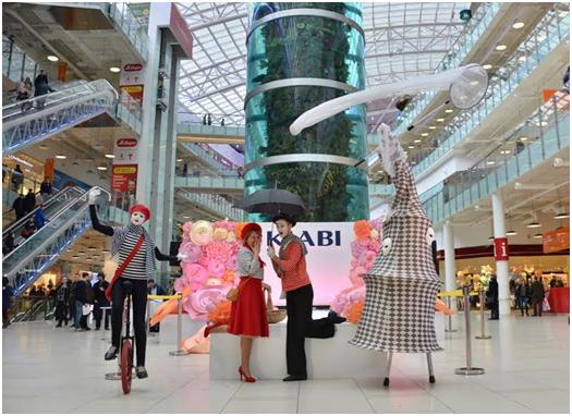 Флагманский концепт-магазин KIABI открылся в ТЦ «АВИАПАРК» в Москве
