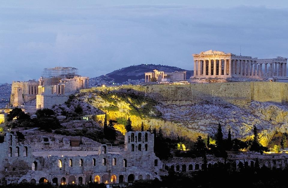 Афинские маршруты: секреты инсайдера