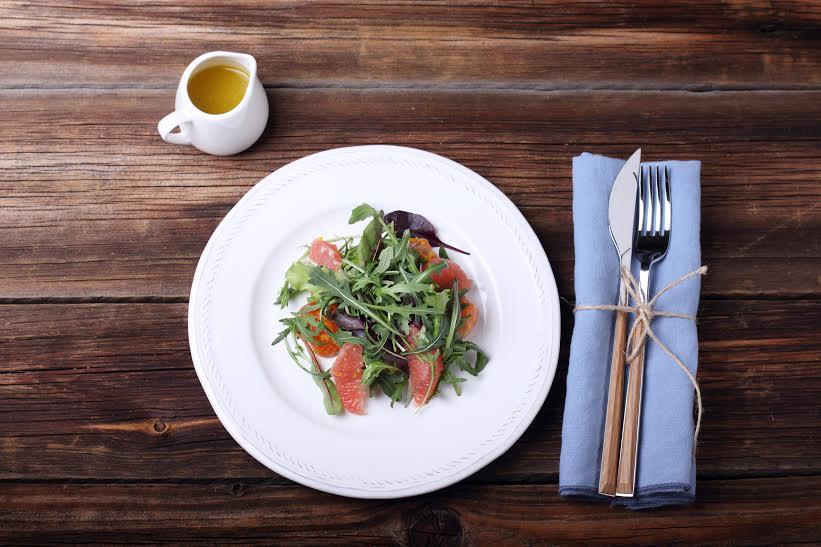 Рецепты салатов без глютена