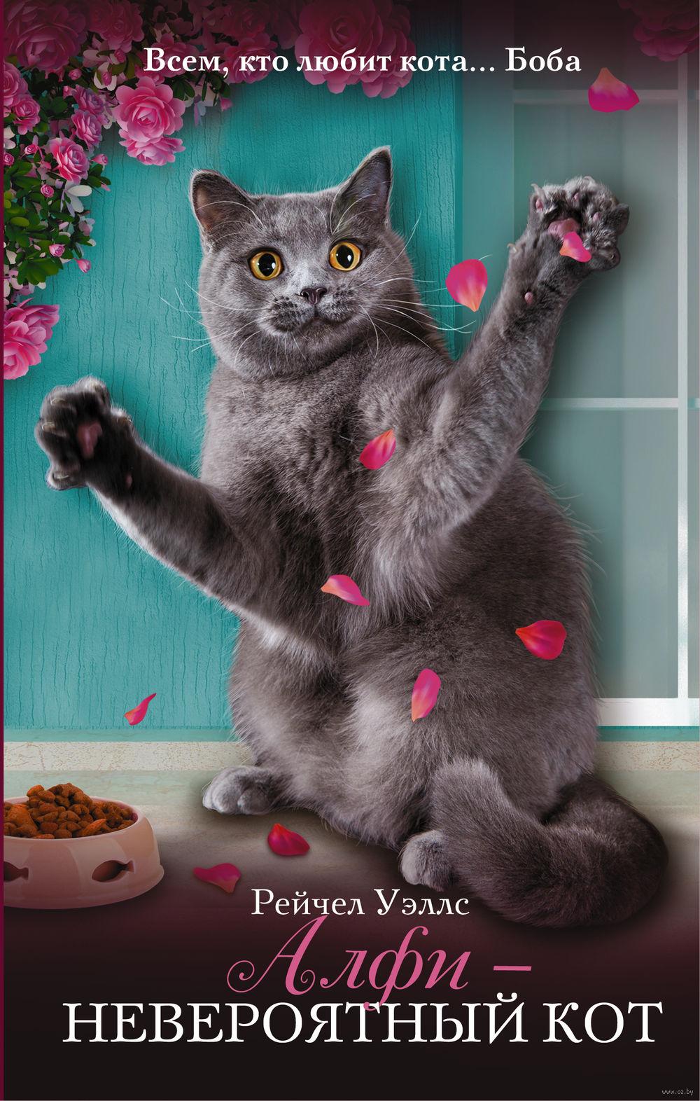 Рецензия – книга Рейчел Уэллс «Алфи – невероятный кот»