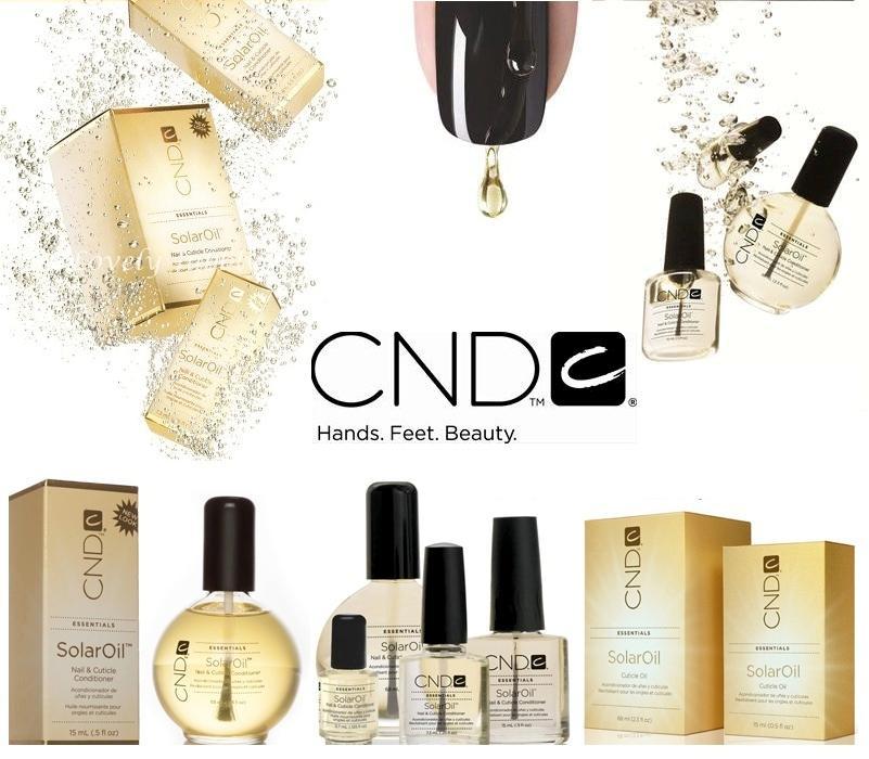 Масло для ногтей CND Solar Oil
