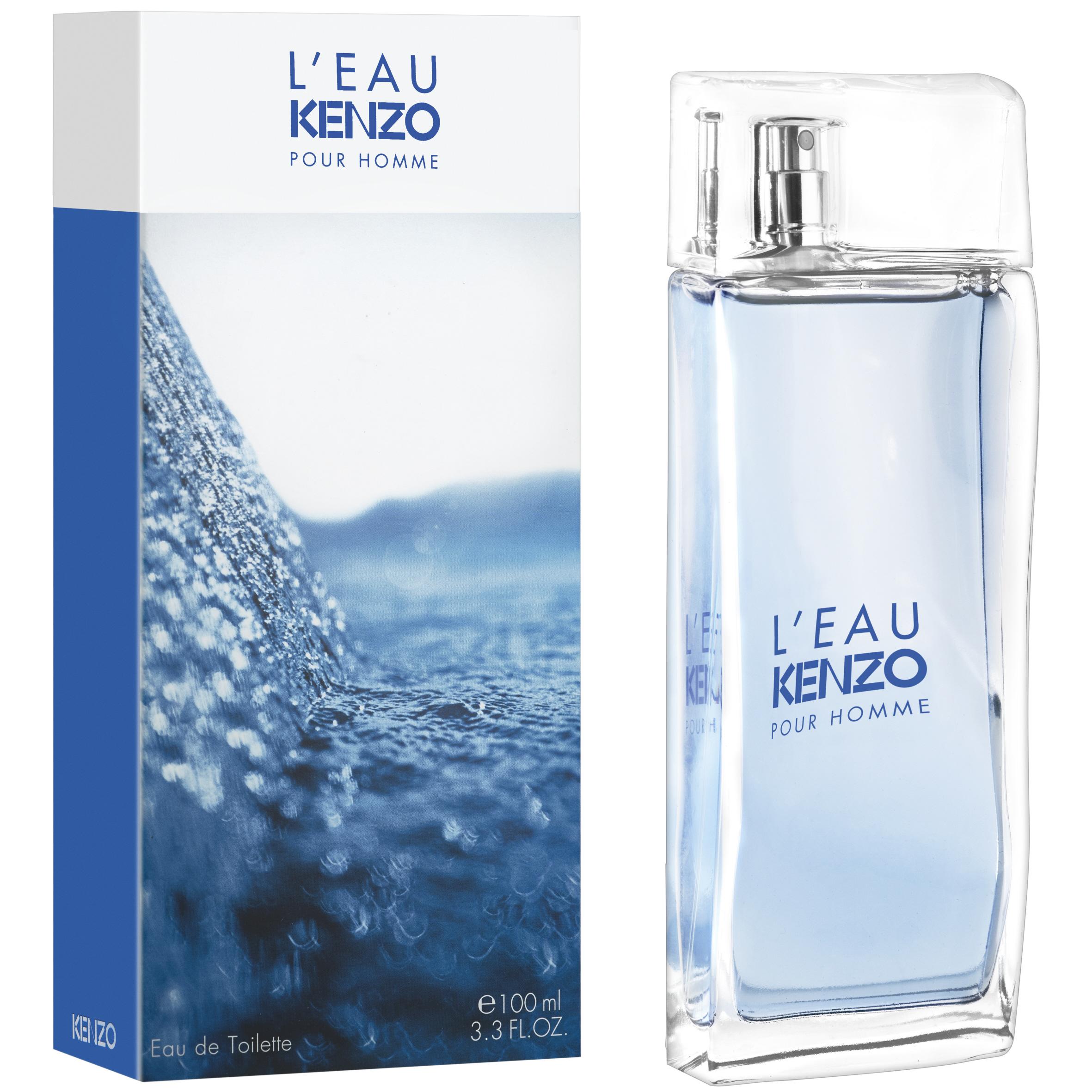 Обновление ароматов L'EAU PAR KENZO