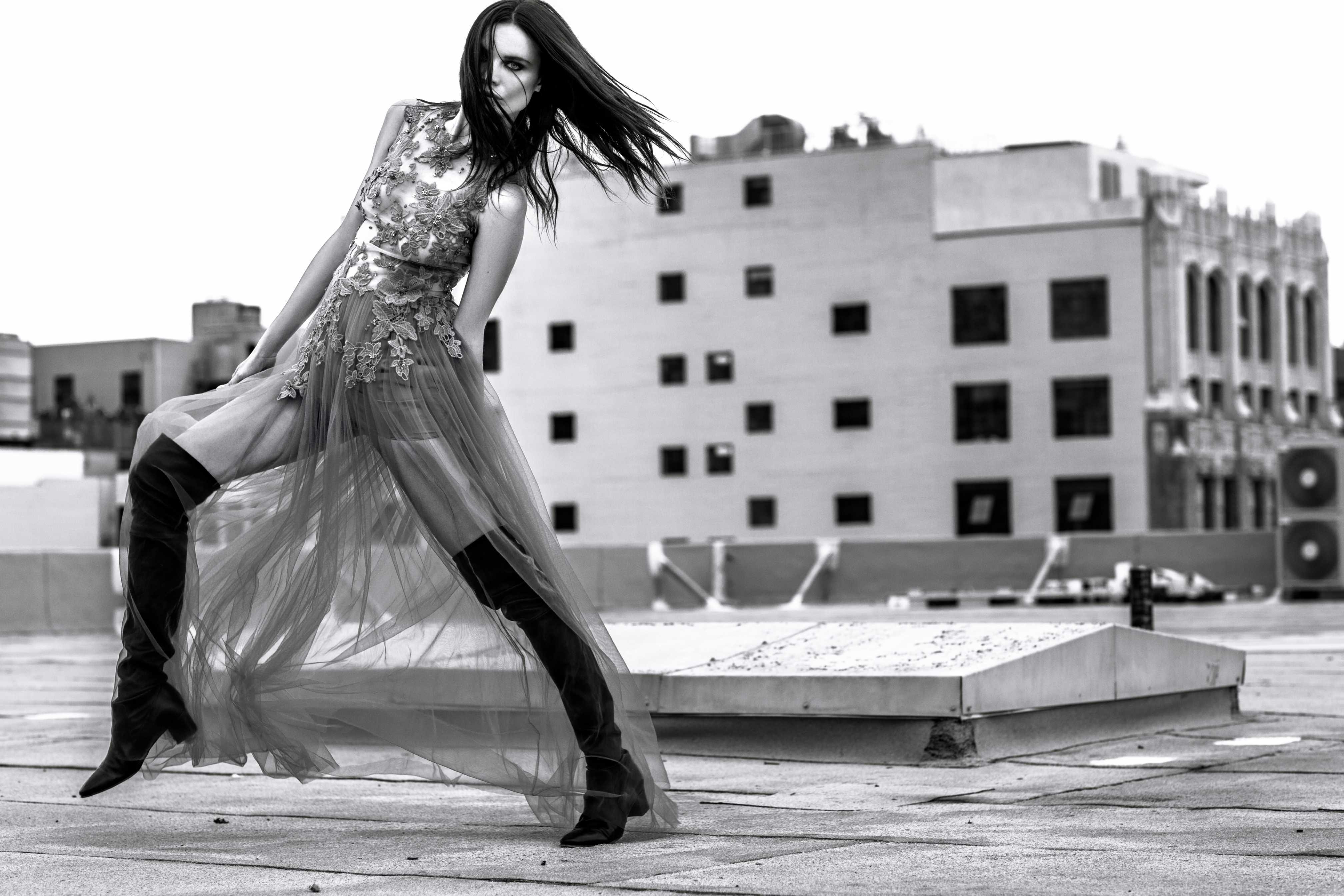 Кира Дихтяр: как стать моделью?