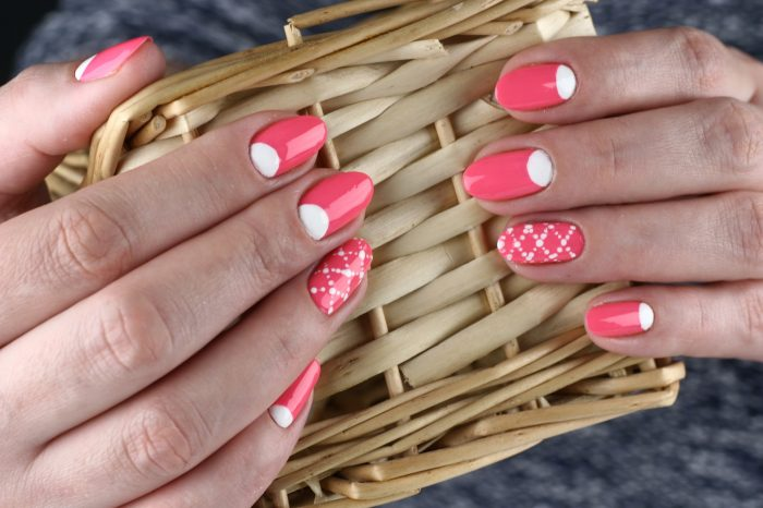 Мастер-класс nail-дизайна «Pink me»