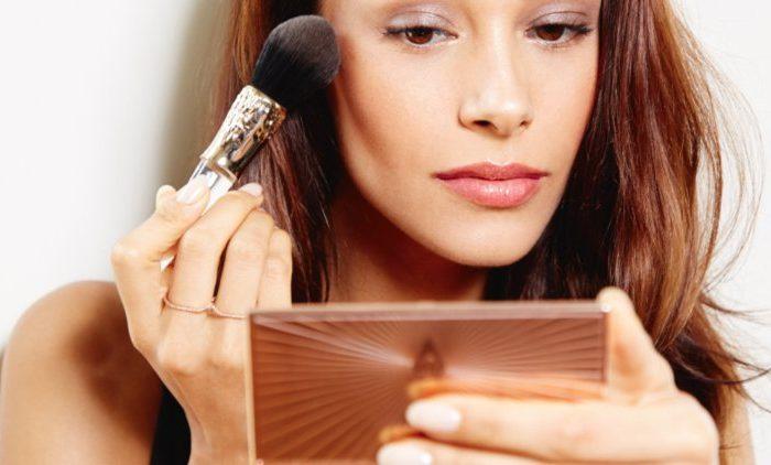 Как создать идеальный макияж в жару?