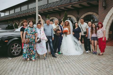 Свадьба Корнелии Манго и Богдана Дюрдь